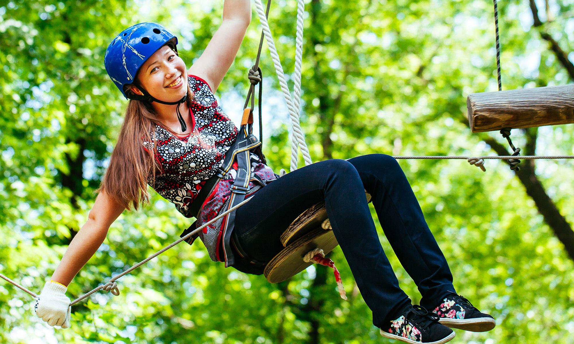 Wald-Erlebnis-Spiele in Flammersfeld